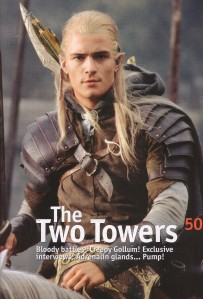 Legolas The Sexiest Elf on Record