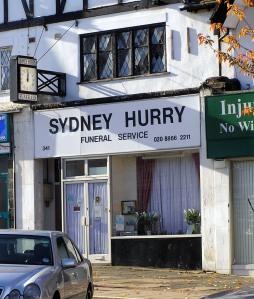 Sydney Hurry