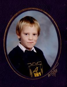 Eldest Son Age 5