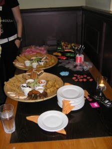 Food at Lo-Vox