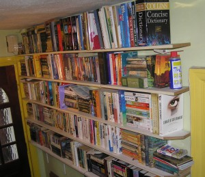 My Books - Hallway