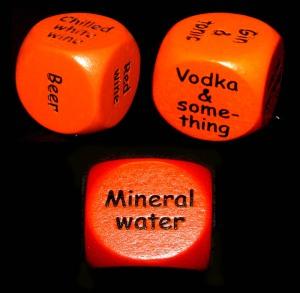 Drinking dice