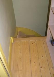 Stairs and Landing - Top Floor