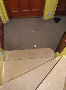 Stairs and Landing - Middle Floor