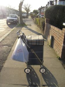 My Granny Wagon - Full of Stuff