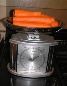 1 1/2 lb Carrots