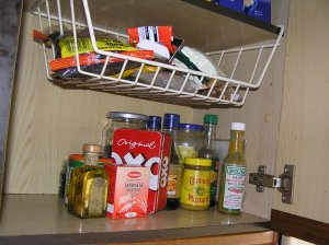 The Overflow Cupboard