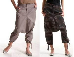 Harem_Pants from La Redoute - The Worst Harem Pants Ever